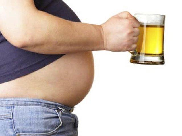 как убрать пивной живот мужчине в домашних
