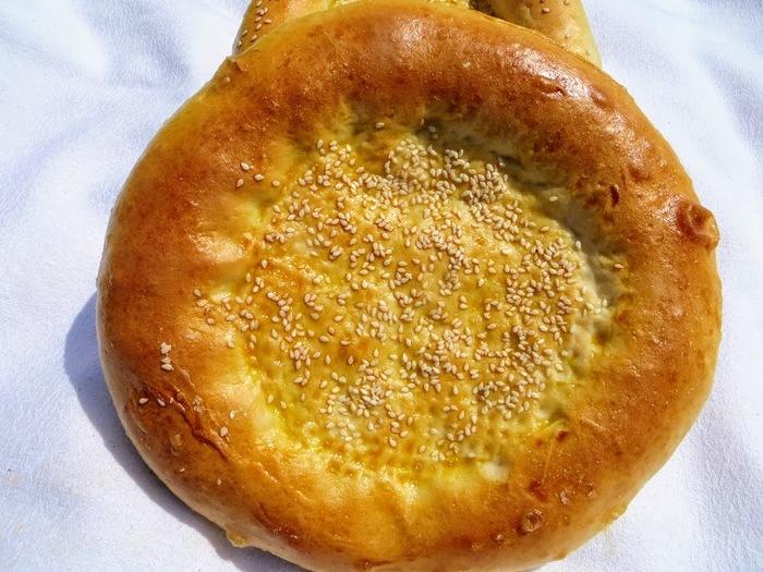 Узбекские (тандырные) лепешк…