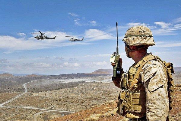 Новая волна атак коалиции на военных в Сирии