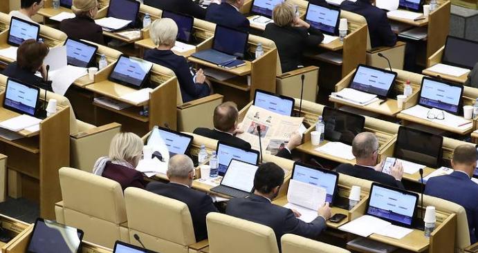 Госдума разрешила признавать граждан иноагентами