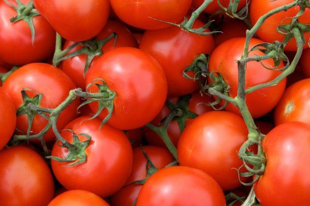 полезные продукты: томаты
