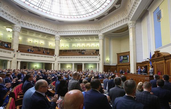 США пригрозили Украине снять санкции с России из-за непринятия особого статуса Донбасса