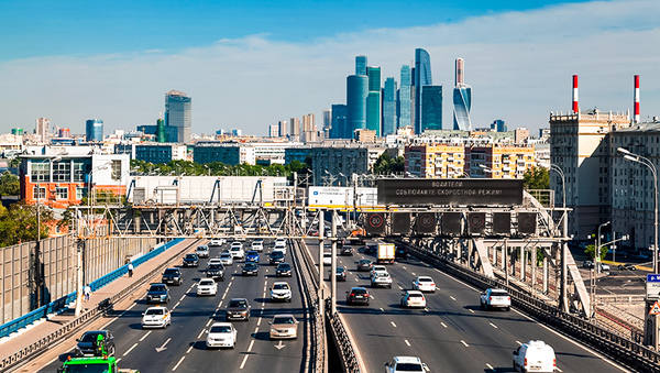 Бизнесмены предложили сделать въезд в Москву платным