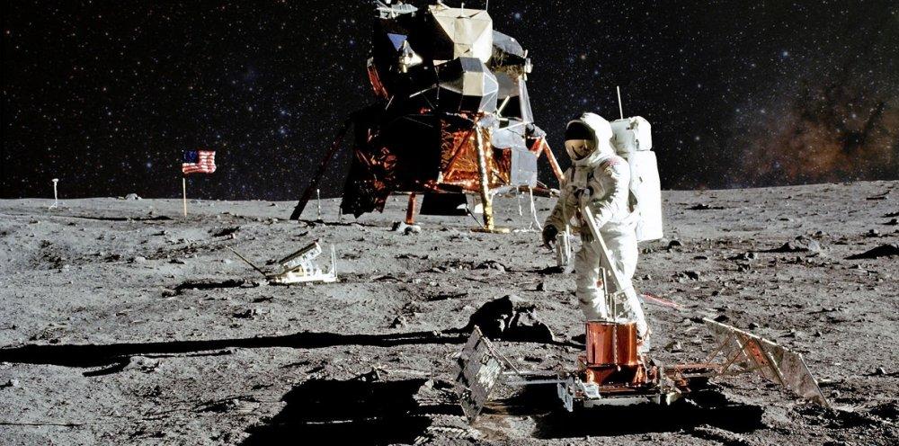 Находка китайцев на Луне