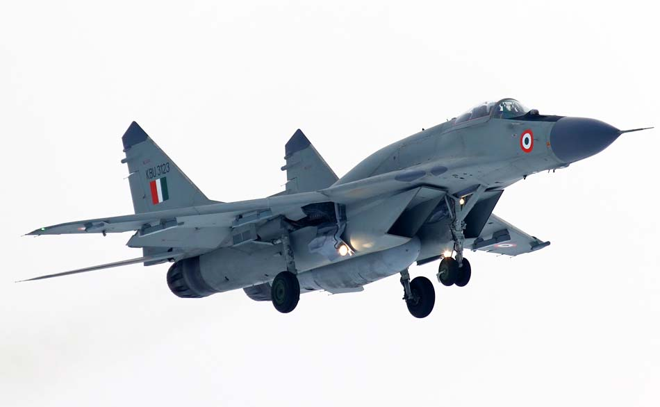 Индия ведет переговоры о срочной закупке в России 21 истребителя МиГ-29