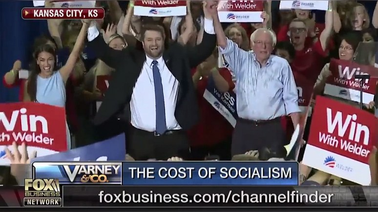 Fox News: молодые американцы любят социализм, пока не столкнулись с реальностью