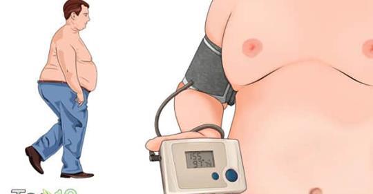 Узнайте об опасностях ожирения в брюшной полости