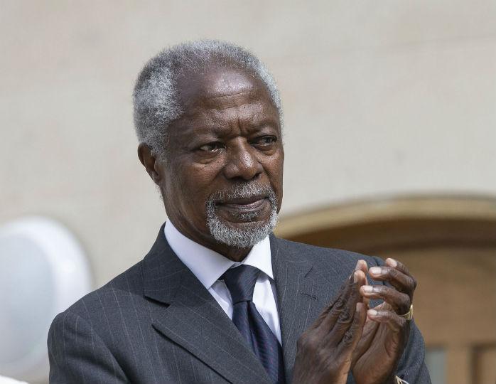 «Гордый сын Ганы и Африки»: …