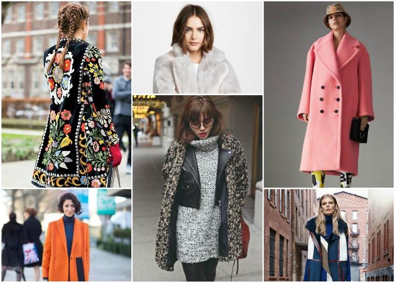 Будь в тренде: модные пальто на осень 2018