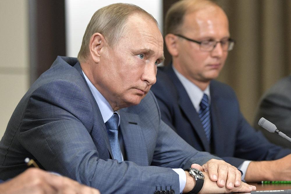 Путин: готовы принять Си Цзиньпина во Владивостоке по-семейному