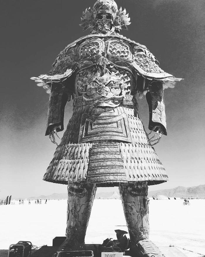 Невероятные снимки с самого безумного фестиваля планеты burning man, Горящий человек, Фестиваль, атмосферные снимки, виды, невада, необычное искусство, фото