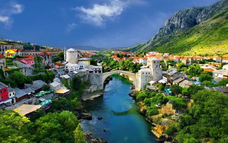 10 интересных туристических мест на Балканах