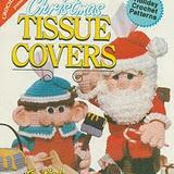 Crochet World 1990 - Christmas Tissue Covers