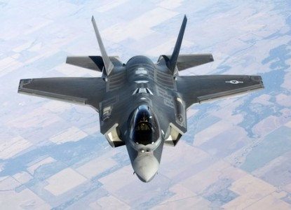 Американские F-35 «ослепли»