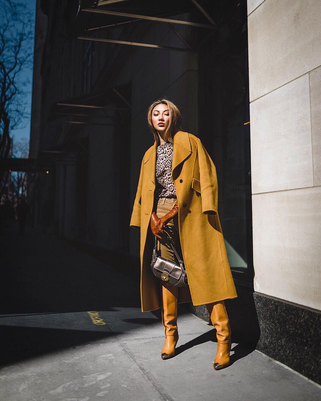 осенний уличный стиль 2019 фото 24