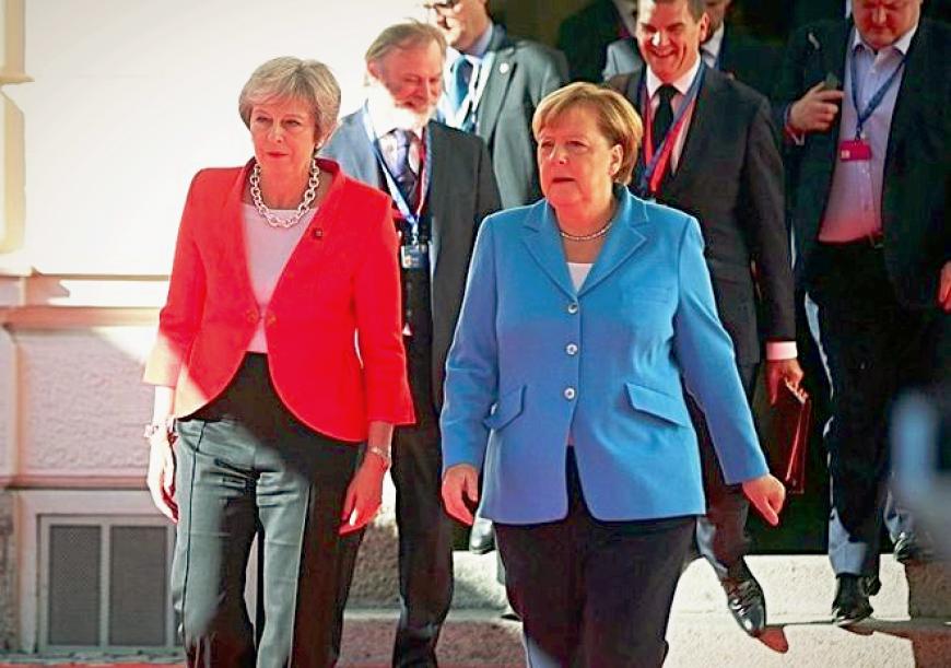 Время Лондона вышло: эксперт объяснила жесткую позицию Меркель по отношению к Мэй