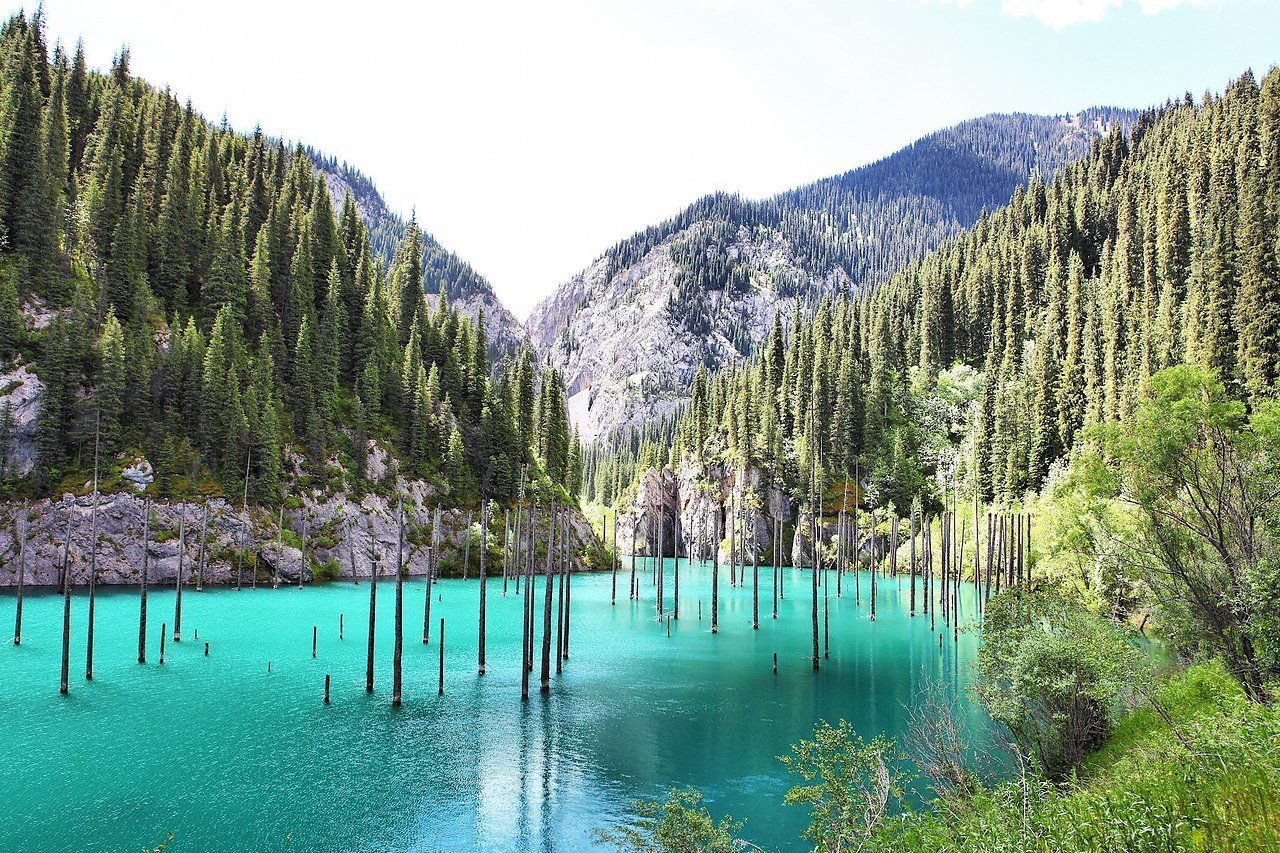 Специалисты составили рейтинг 10 лучших мест для российских туристов в Алматинской области Казахстана