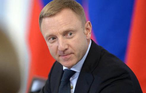 Путин освободил Ливанова от должности спецпредставителя по торговле с Украиной