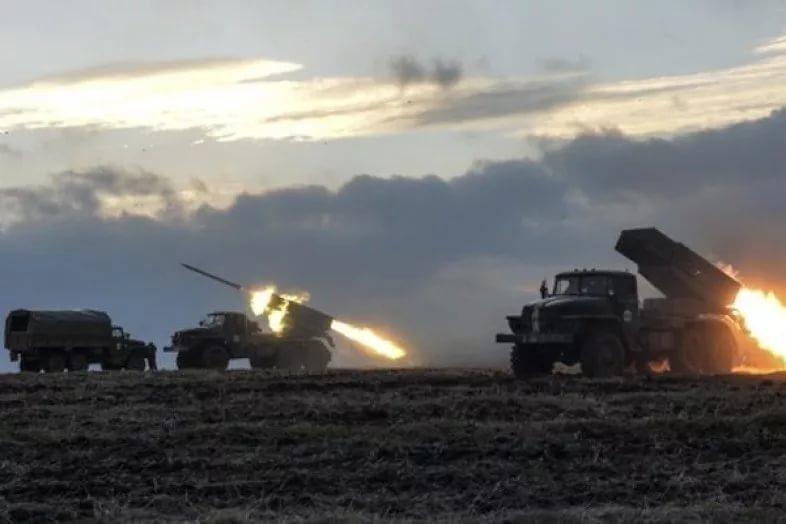Ответка за Донецк (видео)