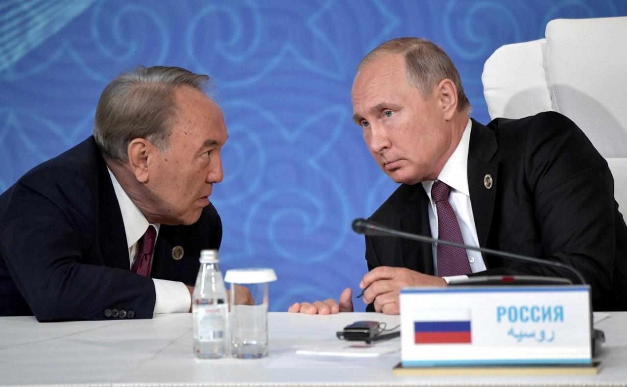 Путин должен сделать то же самое, что сделал Назарбаев