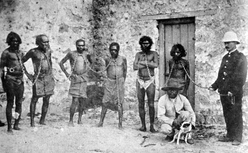 Геноцид аборигенов