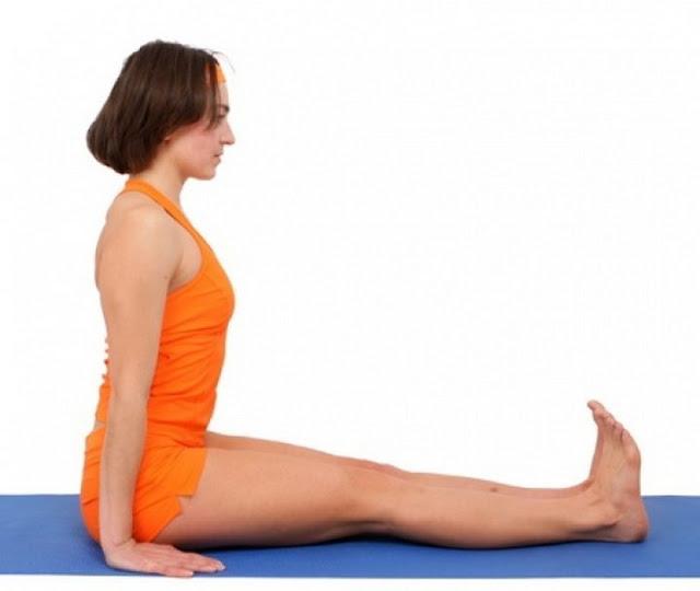 Боль в коленных суставах: целебное упражнение