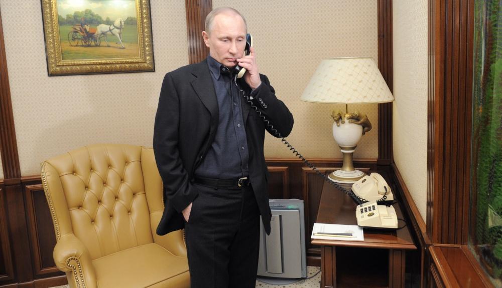 Путин может уничтожить НАТО одним телефонным звонком