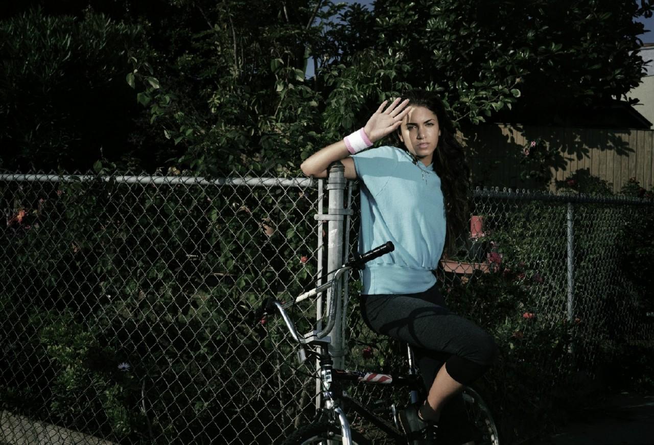 Никки Рид  в фотосессии Энтони Мэндлера