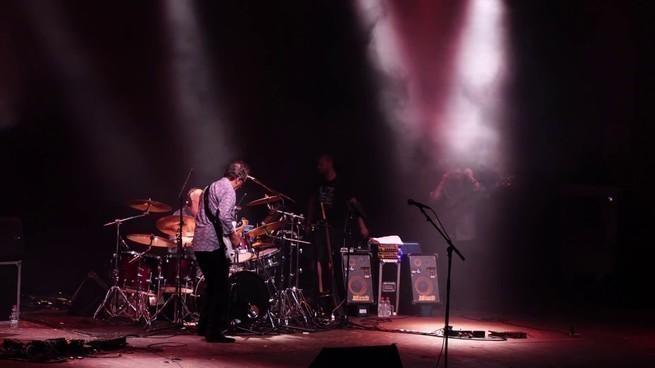 """МУЗЫКА ДЛЯ МУЗЫКАНТОВ // группа """"UZEB"""" (Монреаль, Канада) / стиль Jazz-Rock / концерт 1992г. LIFE"""