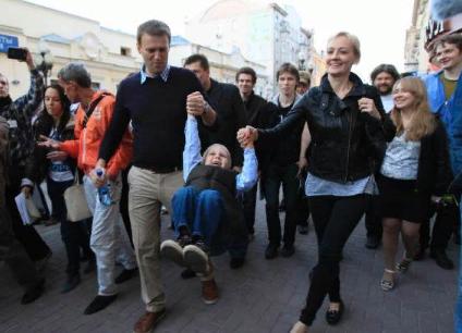 Почему дети Навального выбирают Путина?