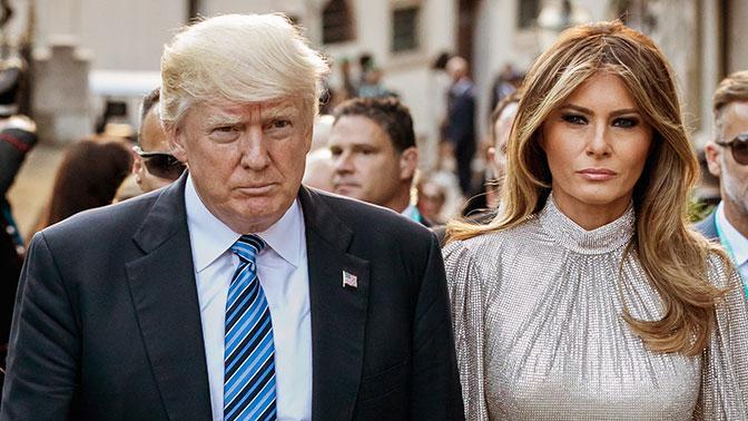 Меланья раскрыла тайну того, как Дональд Трамп принимает все свои решения