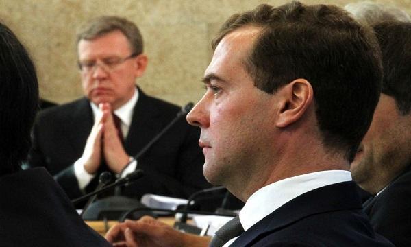 Пенсионная реформа Медведева…