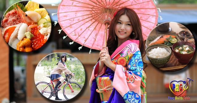 Удивительный секрет, благодаря которому японские женщины никогда не полнеют и живут дольше