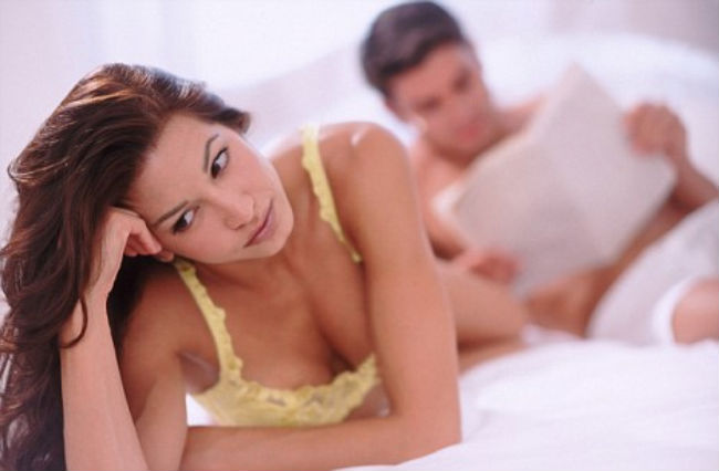 О чём молчат в постели женщины?