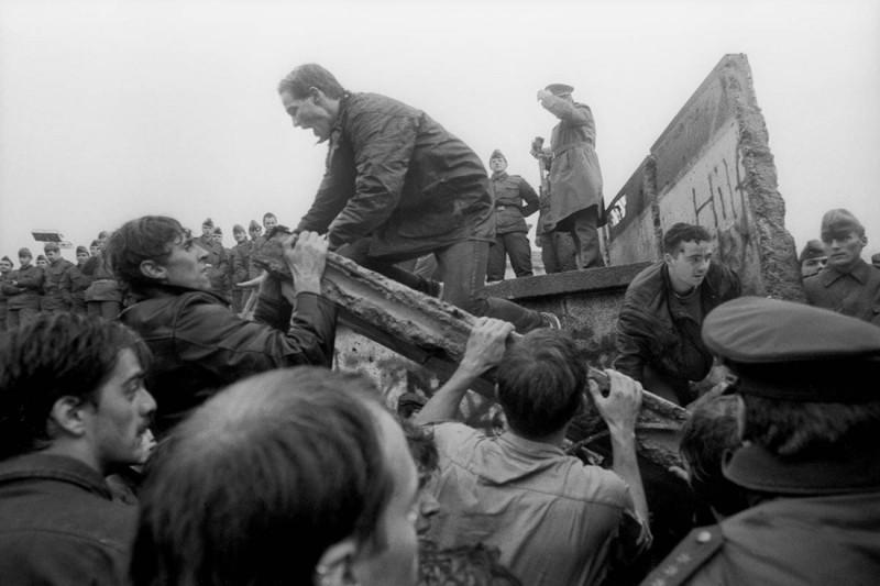 10 фактов о Берлинской стене