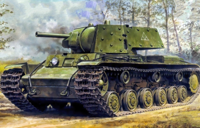 Непробиваемый советский танк, от которого нацистские снаряды отскакивали как теннисные мячики