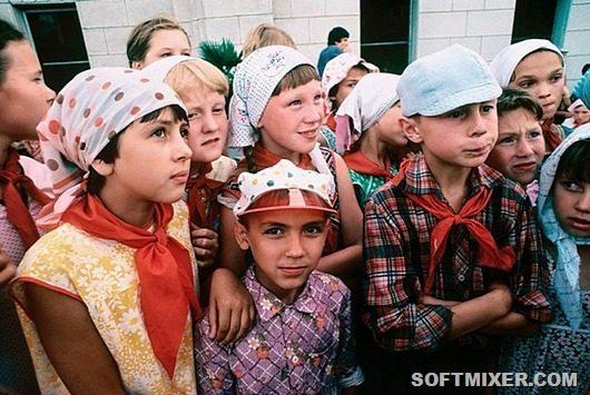 Дети страны Советов