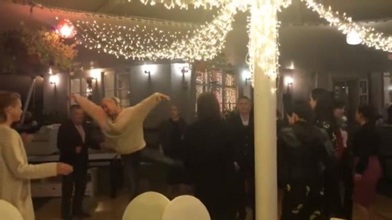 Волочкова показала себя во всей красе на вечеринке