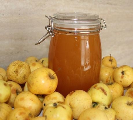 Яблочный «мёд»