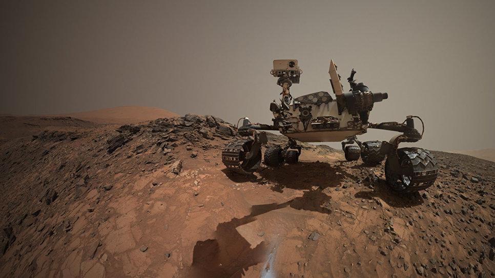 """Ученые НАСА нашли """"древнюю о…"""