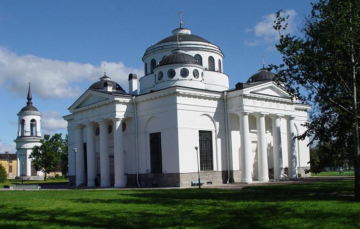 Город Пушкин — достопримечательности и интересные места