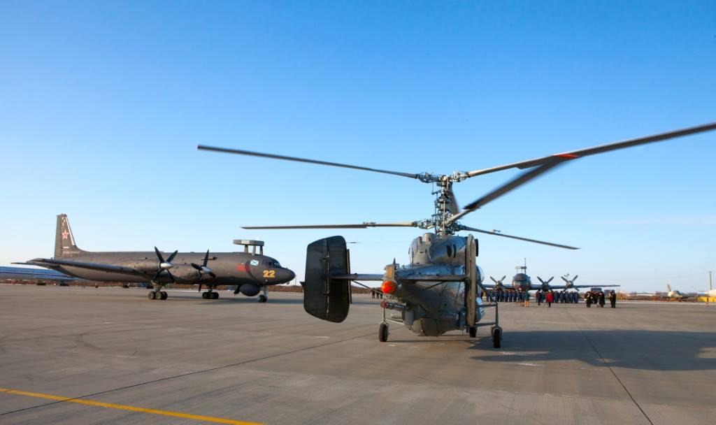 Морской авиации ВМФ России исполнился 101 год