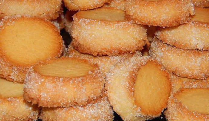 Хрустящее, нежное и рассыпчатое печенье — рецепт французского кондитера Пьера Эрме