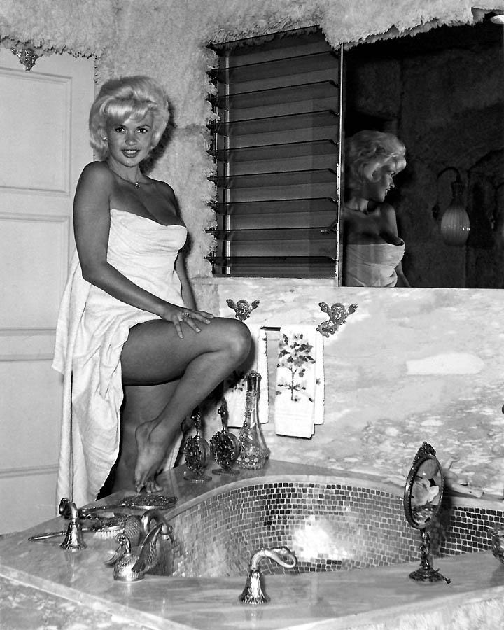 482 Иконы Голливуда: Джейн Мэнсфилд