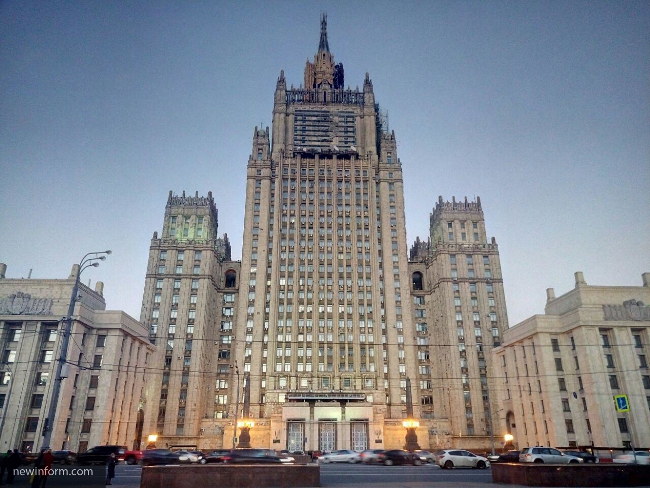 МИД Эстонии назвал сроки, в течение которых дипломаты РФ должны покинуть страну