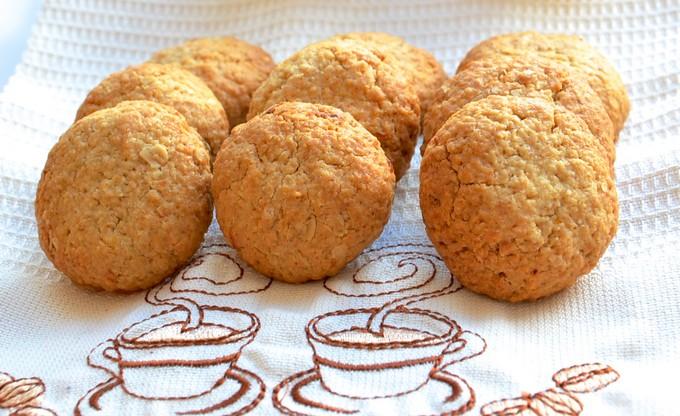 Овсяное печенье «Советское»