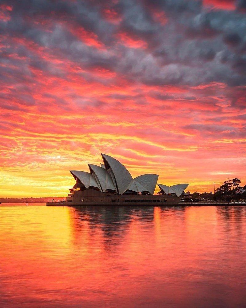 25 чудесных фотографий, доказывающих, что рассвет — лучшее время суток заря, красота, новый день, рассвет, фотографии
