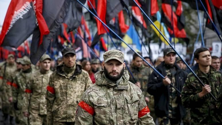 «Правый сектор» призвал украинцев к насилию и нетерпимости