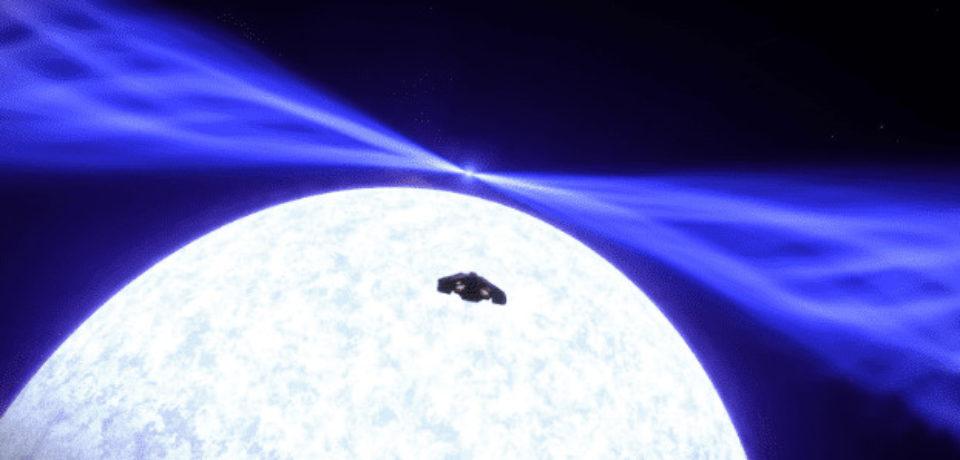Астрономы обнаружили необъяснимый объект во Вселенной