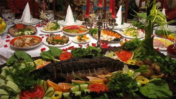 Что должно быть на новогоднем столе 2018 для удачной встречи года: рецепты блюд